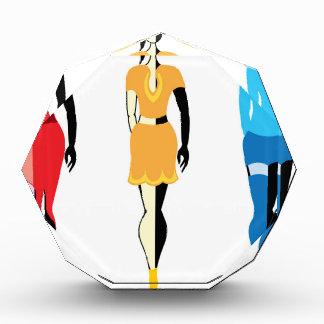Models Fashion Acrylic Award
