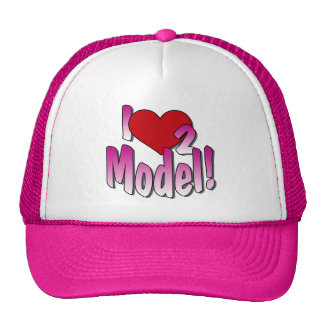 Models Trucker Hat