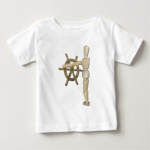 ModelWeatheredSteeringWheel061111 Infant T-shirt