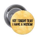 Modem Headache Buttons