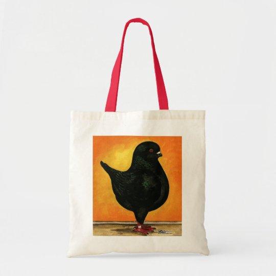 Modena Black Schietti Tote Bag