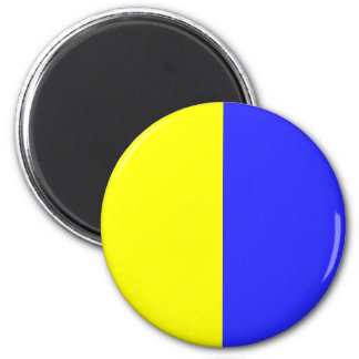 Modena, Italy 2 Inch Round Magnet