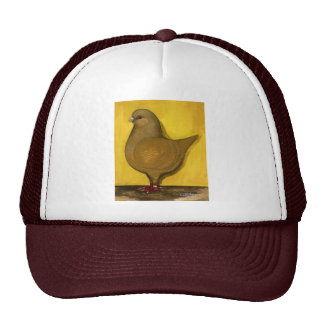 Modena Yellow Schietti Trucker Hat