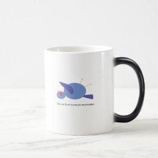 Moderation Coffee Mugs