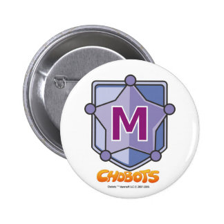 Moderator Pinback Button