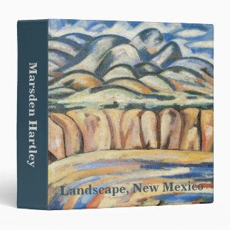 Moderism Landscape, New Mexico by Marsden Hartley Binder