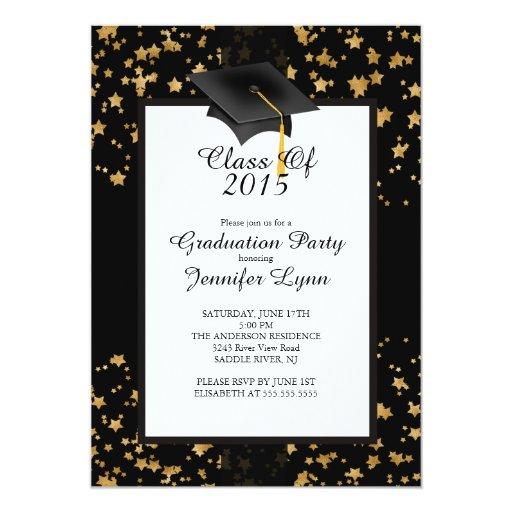Unique College Graduation Invitations is awesome invitation design