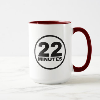 Modern - 22 Minutes Mug