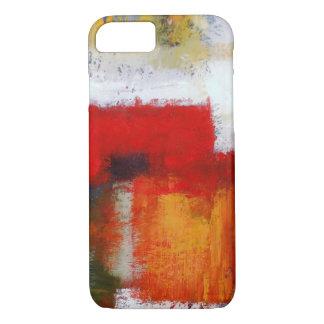 Modern Abstract Art iPhone 7 Case