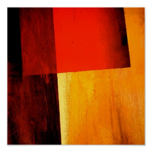 modern abstract art poster minimalist art prints zazzle