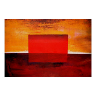 Modern Abstract Art Poster - Minimalist Art Prints