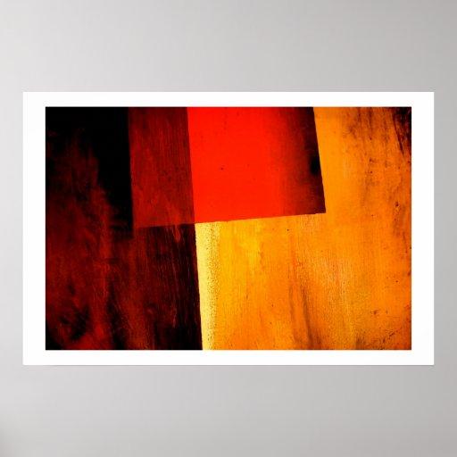 Modern abstract art poster minimalist art prints zazzle for Modern art prints posters