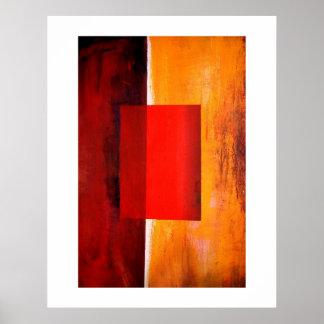 Modern Abstract Art Poster - Minimalist Artworks