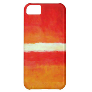 Modern Abstract Art - Rothko Style Cover For iPhone 5C