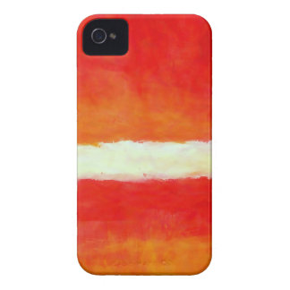 Modern Abstract Art - Rothko Style iPhone 4 Case
