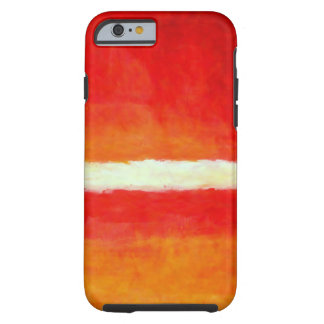 Modern Abstract Art - Rothko Style iPhone 6 Case