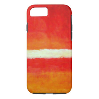Modern Abstract Art - Rothko Style iPhone 7 Case