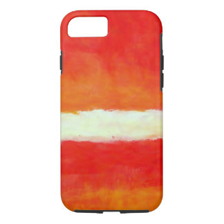 Modern Abstract Art - Rothko Style iPhone 8/7 Case
