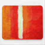 Modern Abstract Art - Rothko Style Mouse Pad