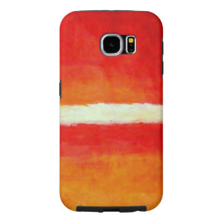 Modern Abstract Art - Rothko Style Samsung Galaxy S6 Case