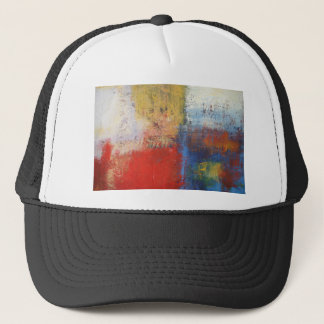 Modern Abstract Art Trucker Hat
