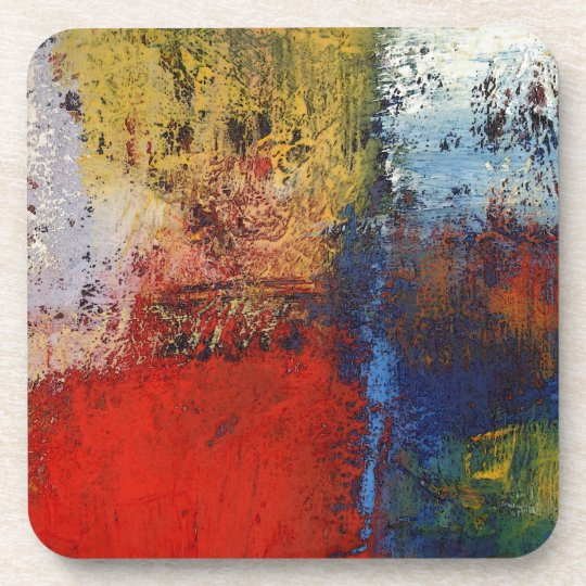 Modern Abstract Coaster