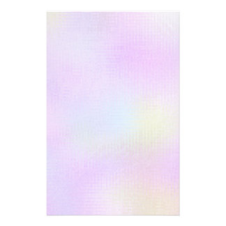 Modern Abstract Colorful Checkers Pattern. Stationery