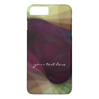 Modern Abstract Colorful Light iPhone 7 Plus Cases