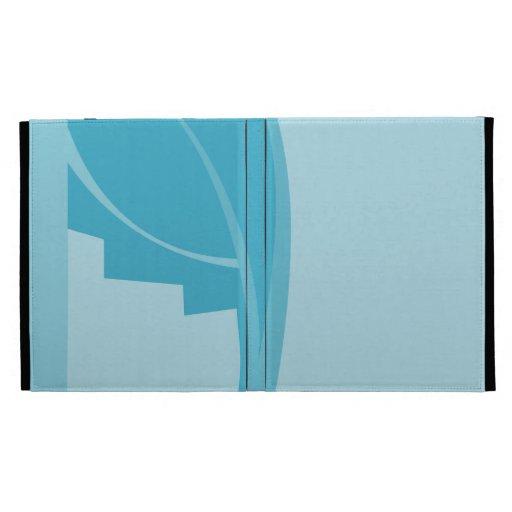Modern Abstract Design. iPad Folio Covers