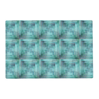 Modern Abstract Design Placemat