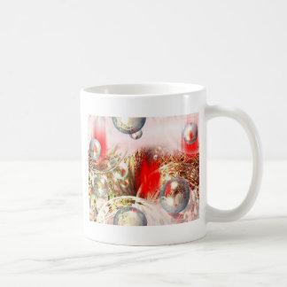 Modern Abstract Digital Art Coffee Mugs