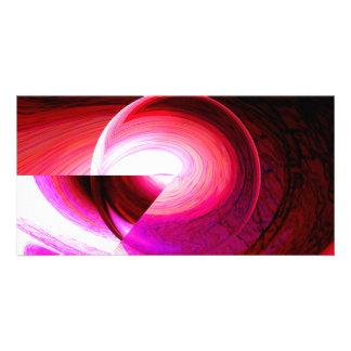 Modern Abstract Digital Card