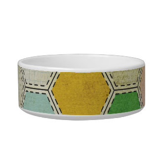 Modern Abstract Entry Table Key Bowl