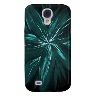 Modern Abstract Floral HTC Phone Case Galaxy S4 Cover