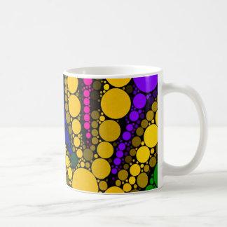Modern Abstract Graffiti Hands Heart & Eye Coffee Mug