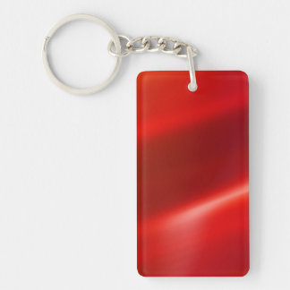 Modern Abstract Keychain