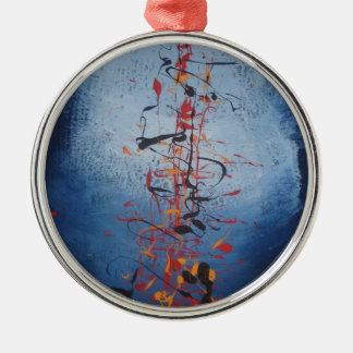 Modern Abstract Metal Ornament
