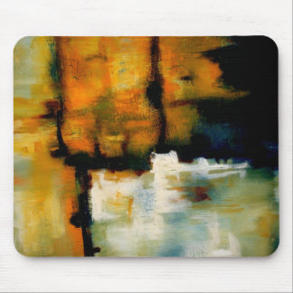 Modern Abstract Mouse Pad
