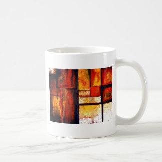 Modern Abstract Mugs