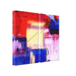 Modern Abstract Painting Art Wrapped Canvas Set Stretched Canvas Prints