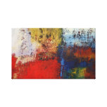 Modern Abstract Painting Canvas Stretched Canvas Prints