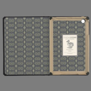 Modern abstract pattern iPad mini cover