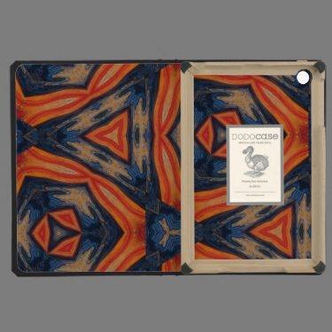 Modern abstract pattern iPad mini retina cover