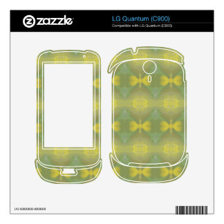 Modern abstract pattern decals for the LG quantum