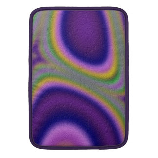 Modern abstract pattern sleeve for MacBook air