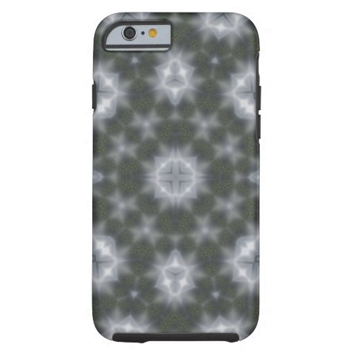 Modern Abstract pattern Tough iPhone 6 Case