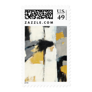 Modern Abstract Postage