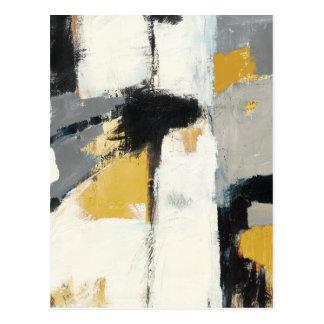 Modern Abstract Postcard