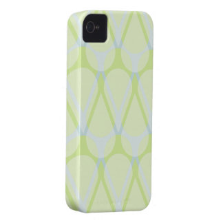Modern abstract tear drop Iphone Case iPhone 4 Cover