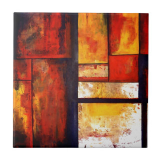 Modern Abstract Tile